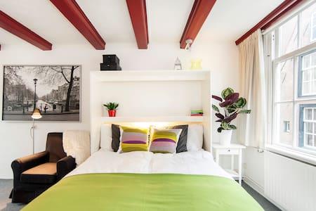 Cozy studio in Amsterdam centre - Amsterdam - Bed & Breakfast