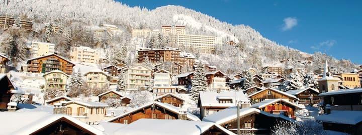 Le Liseron - a chalet high in the mountains