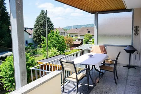 Guestapartment 200 m2 with privaterooms near Baden