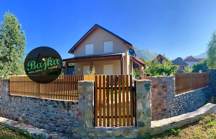 Amazing house in Kolasin | Bajka