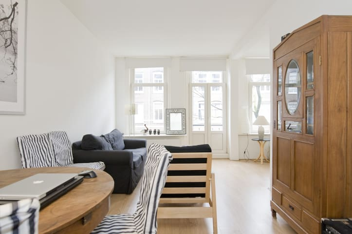 Apartment in Oud West Amsterdam