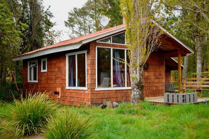 Cabaña familiar a orillas del Lago Llanquihue