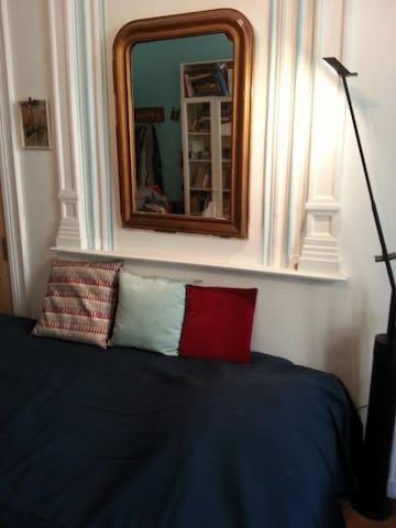 Chambre dans un appartement partagé