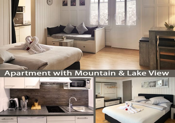 Chalet Maria Interlaken - Swiss Apartment No.3