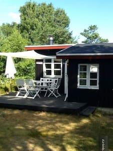 The sweetest summerhouse