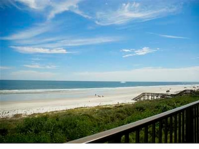 Summerhouse 259, Direct Ocean Front - St. Augustine - Wohnung