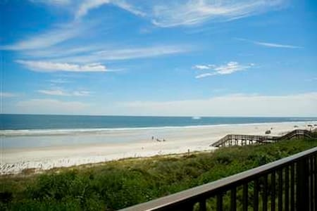 Summerhouse 259, Direct Ocean Front - St. Augustine - Condomínio