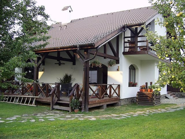 Cozy guest house on Transfagarasan