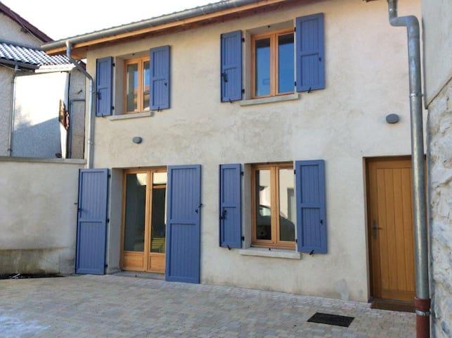 Maisonnette de village