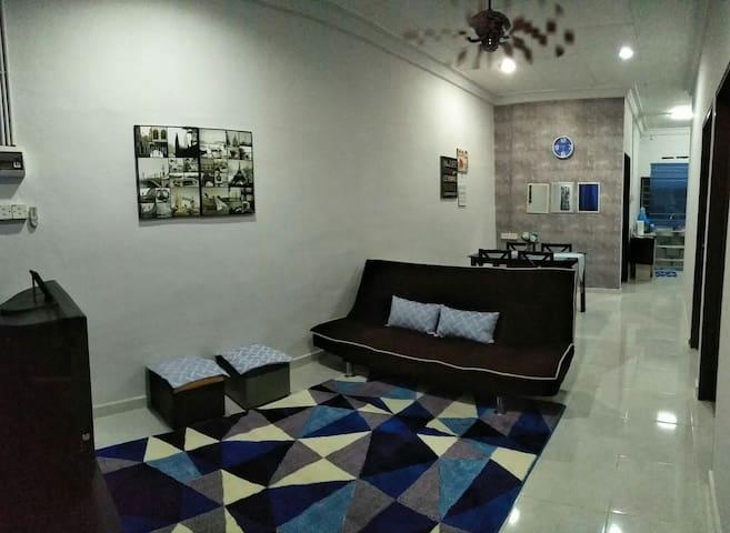 HOMESTAY FALISYA HOUSE, Kodiang/Arau