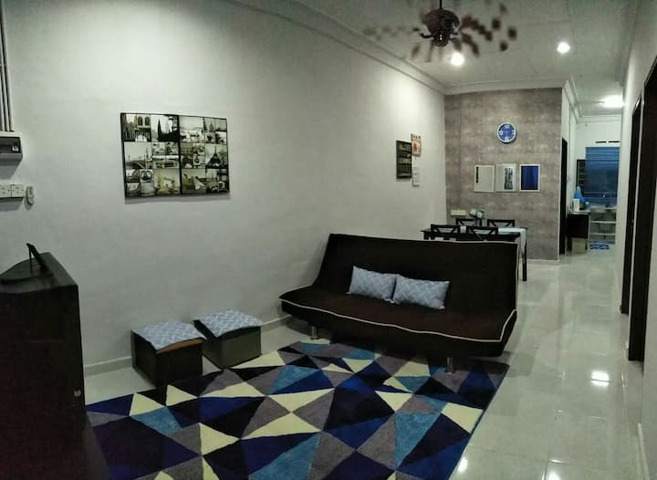 HOME2STAY AIMILIN, Kodiang/Arau