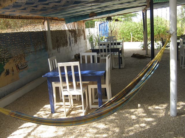 la cabane du pecheur - Mbour - Pis