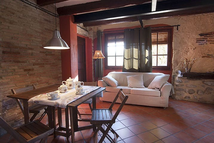 Rural loft in the middle of the vinyeards - Subirats  - Casa