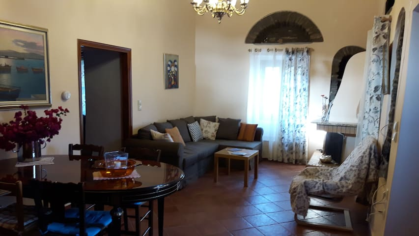 Casa Inga - Angelo  Ανδρος|Andros - Λάμυρα