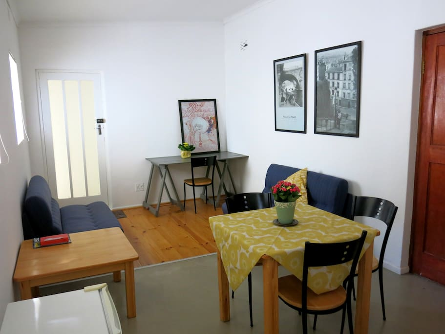 Higgovale Hideaway Flats For Rent In Cape Town Western