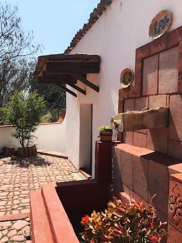 HERMOSA CASA DE CAMPO EN SAN SEBASTIAN ETLA - Oaxaca - Haus