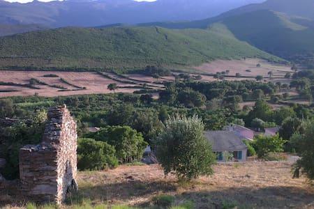 La Corse entre plage et rivière - Pietracorbara - Talo