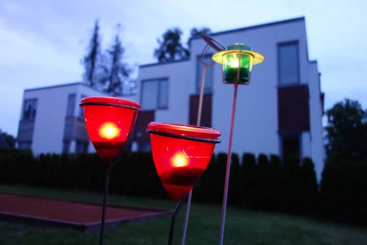 Modern Luxury Home in Oslo West