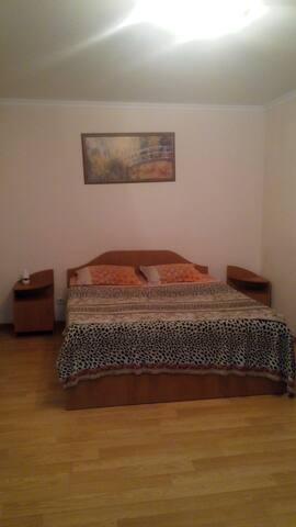 Apartment on the Kiev street