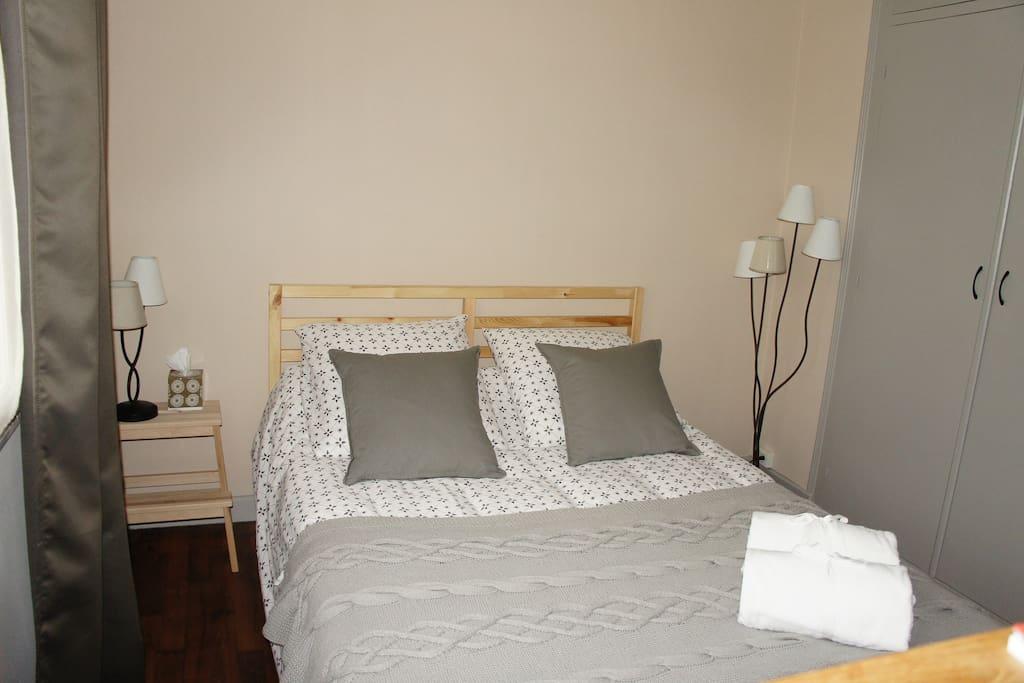 Tr guier en famille bretonne chambre toukenn chambres d for Chambre 6095