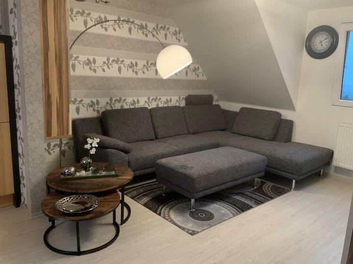 möblierte Wohnung mit hochwertiger Ausstattung