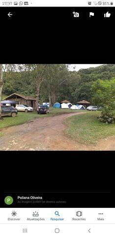 Recanto da paz pousada e camping