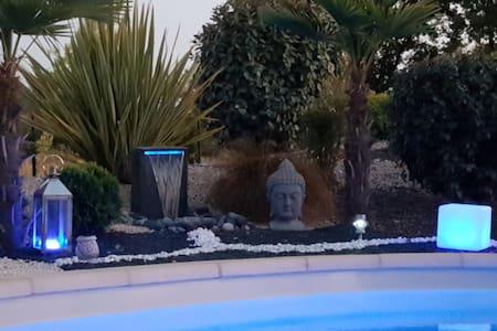 villa contemporaine avec piscine - Gaillac - Βίλα