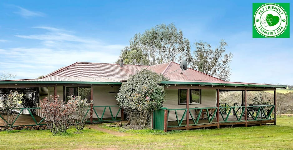 Frankland River Retreat -Private-Whole  House