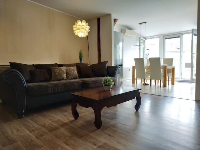 Rodinný apartmán , Family apartment Písek centre