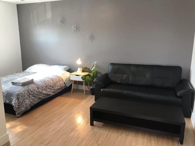 Private Master bedroom w/ private bathroom -1