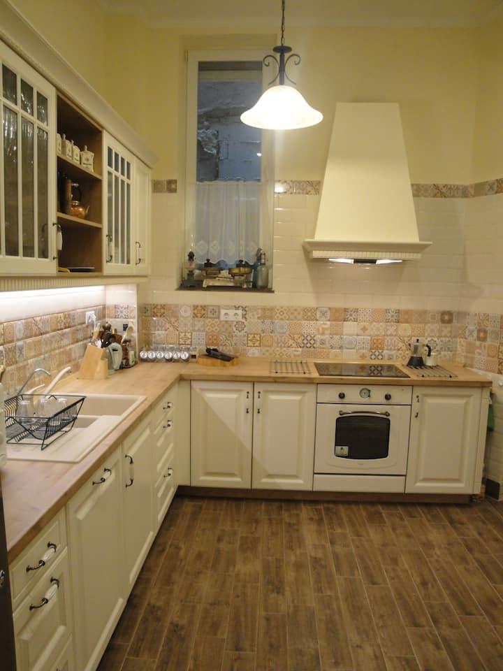 Our family kitchen