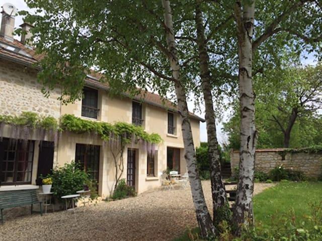 Gîte rural de Bouffignereux - Bouffignereux - บ้าน