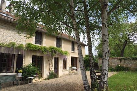 Gîte rural de Bouffignereux - Bouffignereux - Rumah