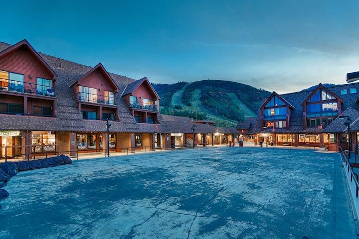 Ski-in 1 Bedroom Condo at Park city Resort