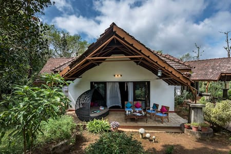 Maleya Manor- Petfriendly Cottage on Coffee Estate