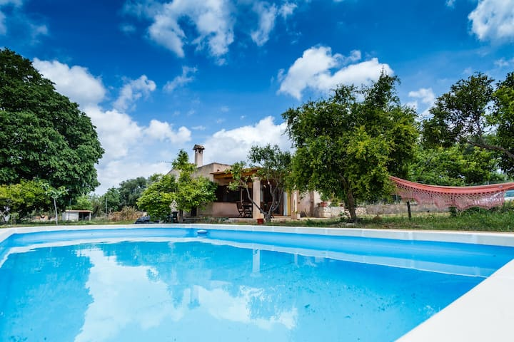Beautiful country house in Buger - Búger - Talo