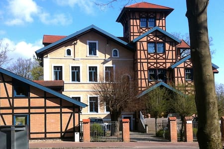 Müritz Nationalpark - Villa Thomas - Waren (Müritz)
