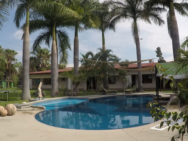Quinta Paraíso Cocoyito