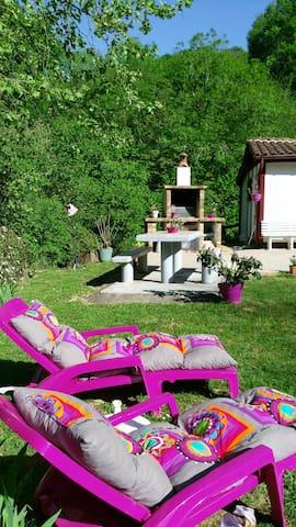 Coeur Pays Basque Gîte 2 pers. Chemin Compostelle. - Saint-Jean-Pied-de-Port - House