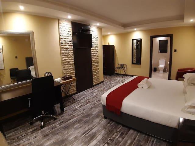 Citystay Ladybrand - Twin Room