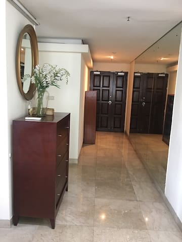 Spacious 1BR Apartment in the Heart of Jakarta