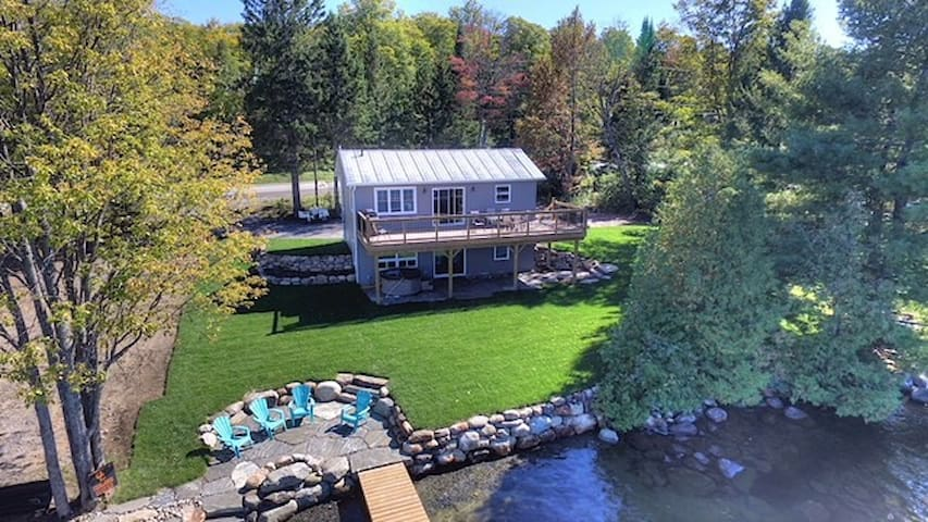 Bancroft, Paudash Lake Cottage