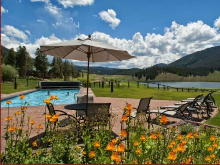 House at Keystone Ranch - 9 BR/8 Bath - sleeps 28