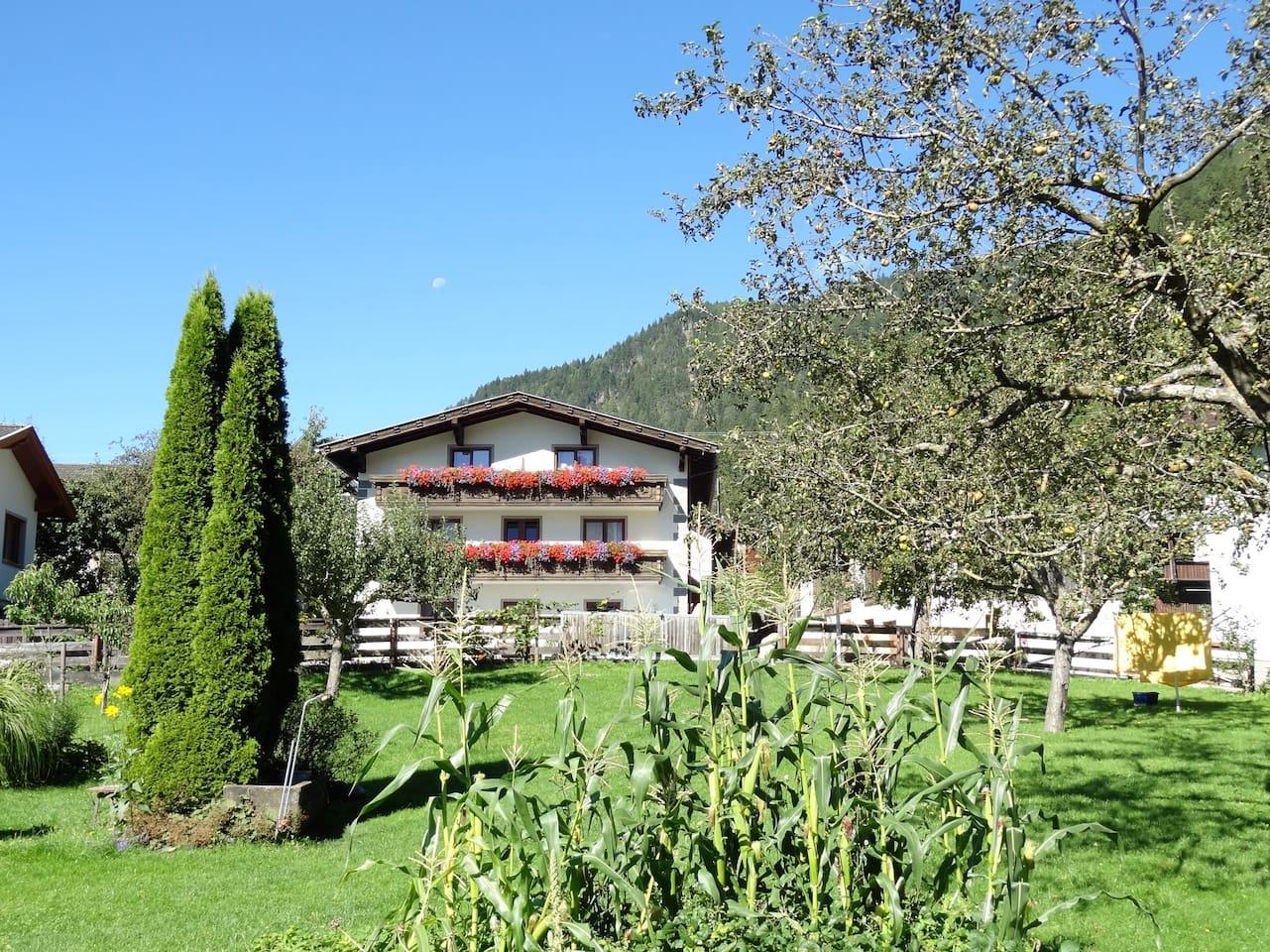 Gästehaus Zwischenberger - Hohe Tauern Appartements