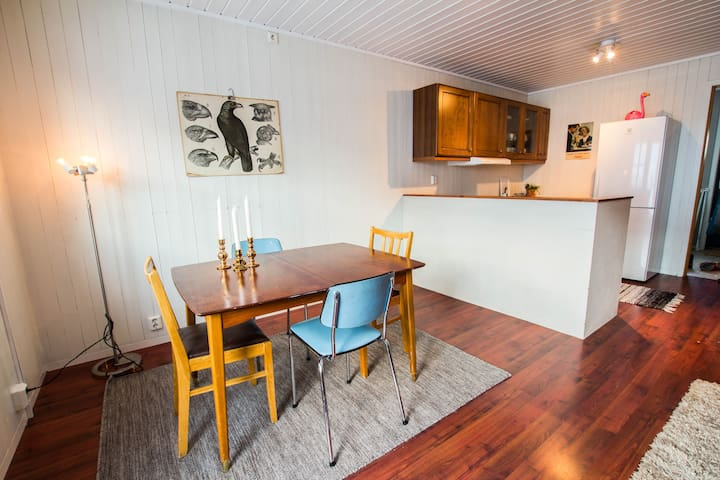 Seaside cabin in Ballstad, Lofoten - Ballstad - House