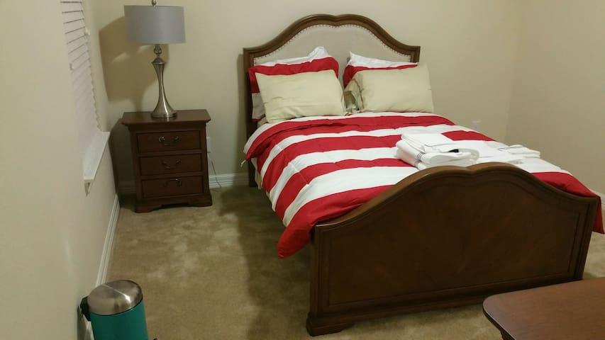 Pleasant Accommodation