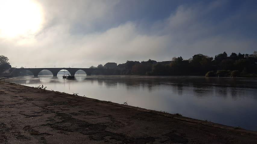 Logement à deux pas de la Dordogne - Bergerac - Apartament