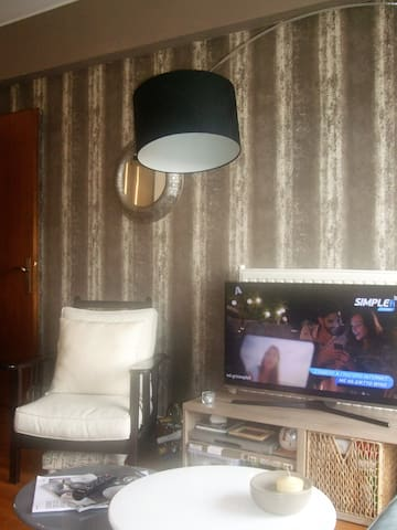 Γκαρσονιερα ιδανικη για αποδραση στα Τρικαλα - Trikala - Appartement