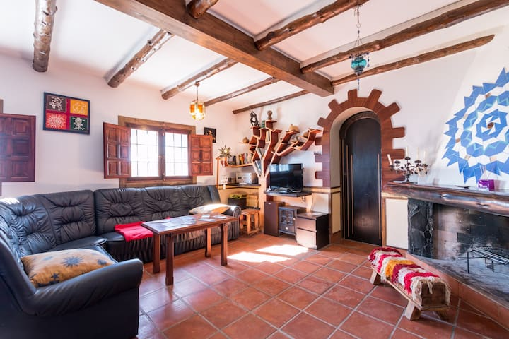 Casa Rural Cortijo El Viso - Lanjarón - Hus