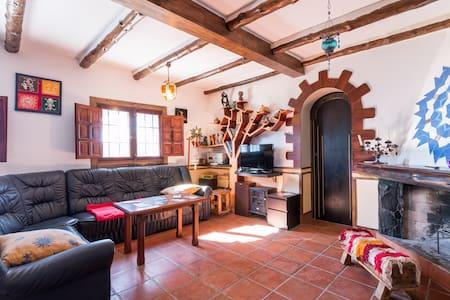 Casa Rural Cortijo El Viso - Lanjarón